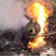 Orpaillage illégal: destructions de sites aurifères au cœur du Parc amazonien de Guyane